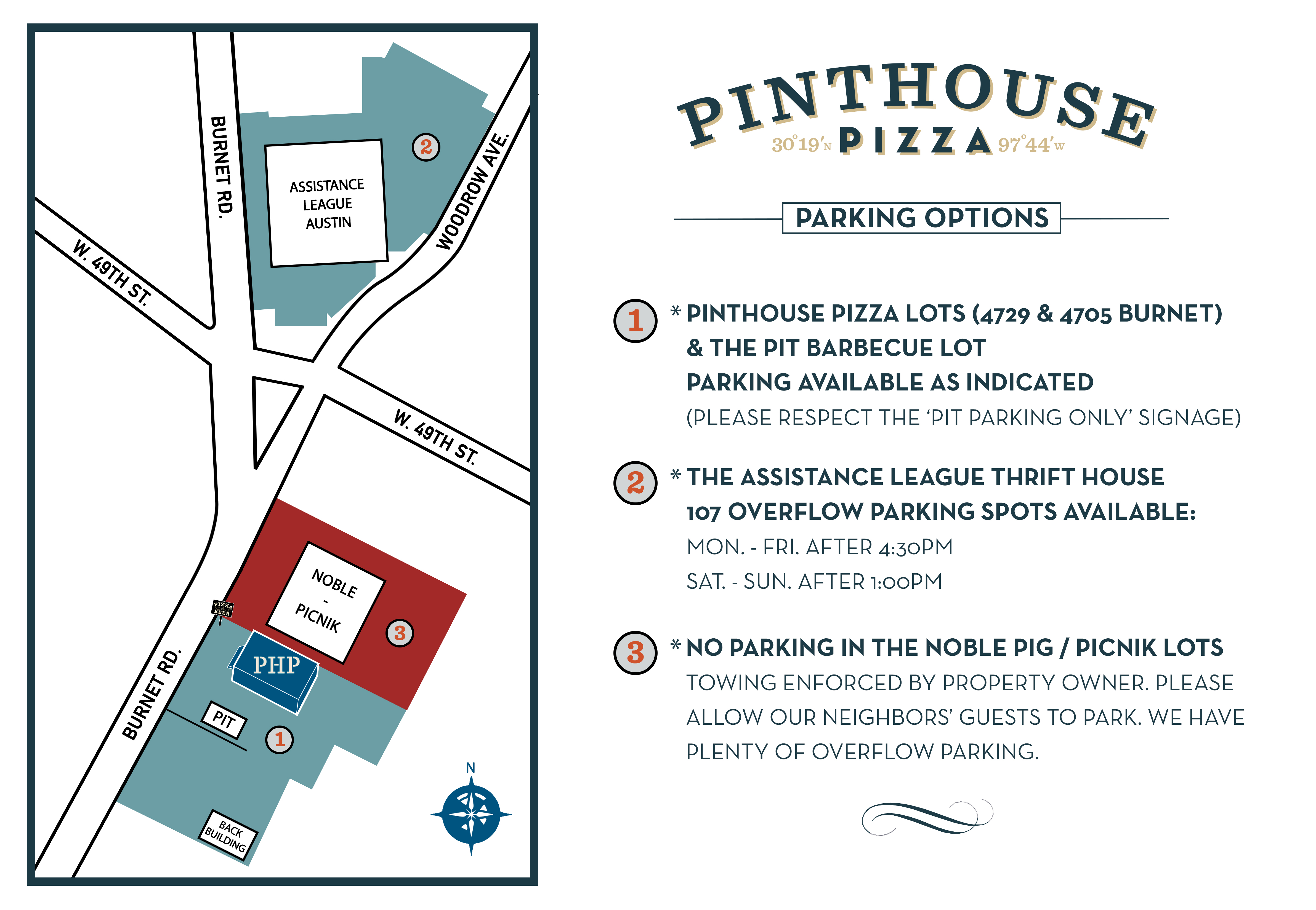 PINTHOUSE PIZZA Austin Texas blue STICKER decal craft beer brewery brewing